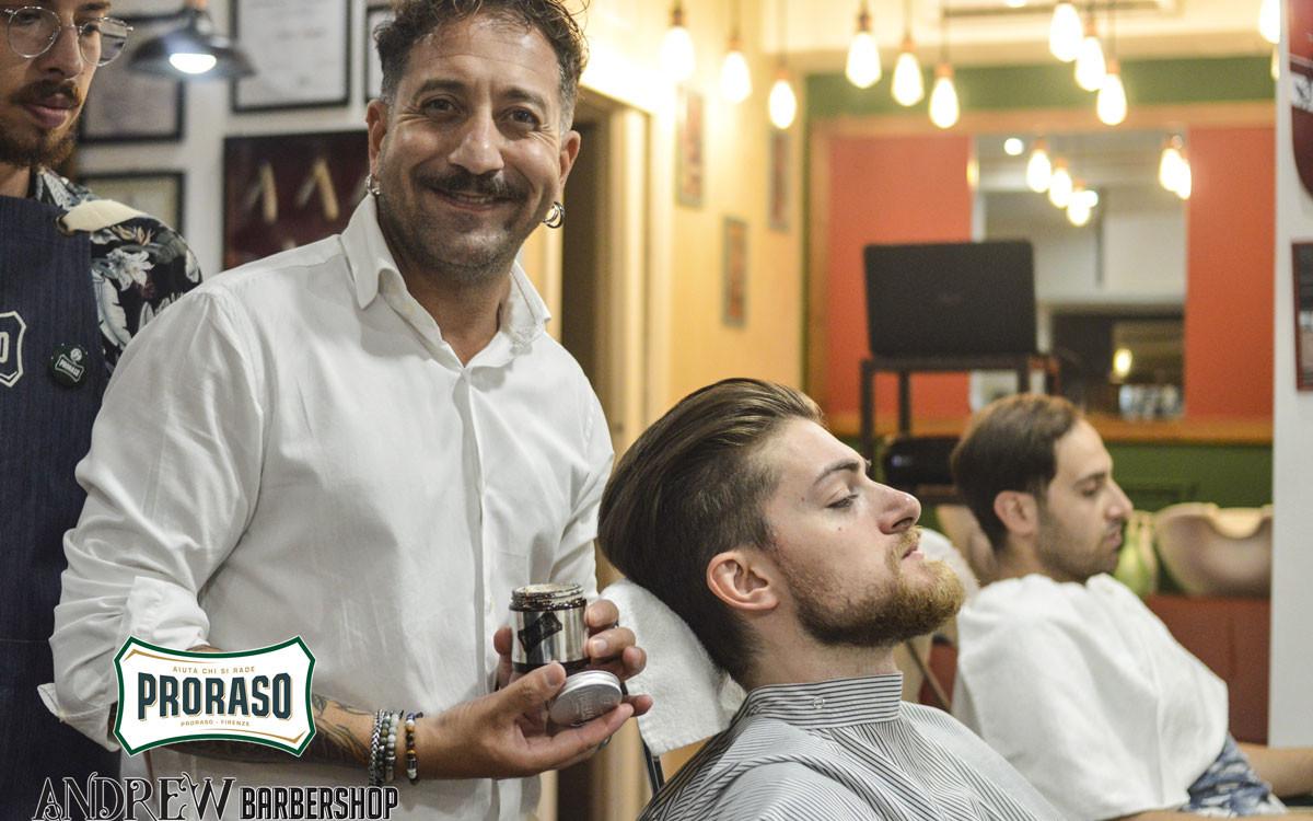 Andrew Barber Shop