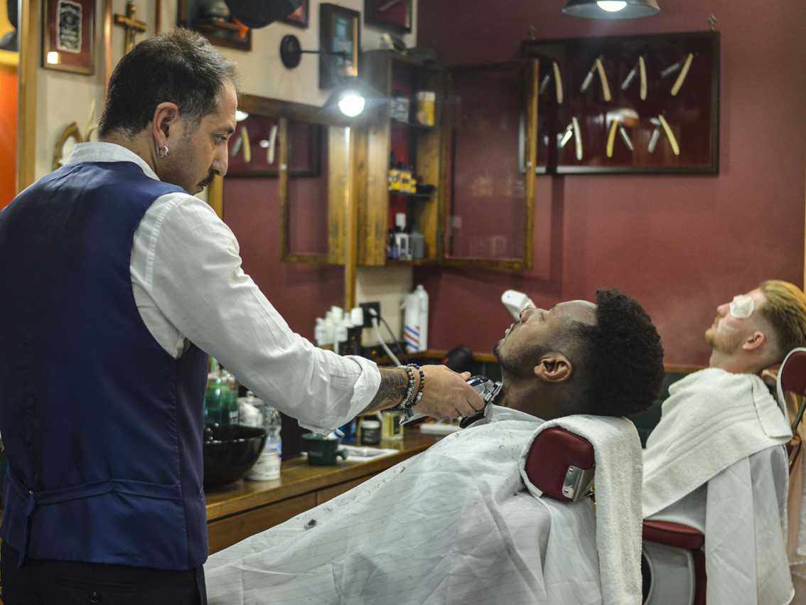 Barbers for Wedding