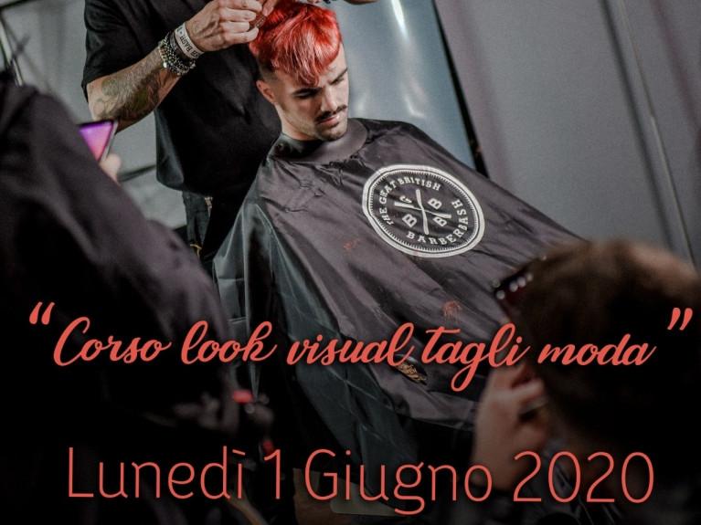 Academy Andrew Barbershop - Corso Look Visual Tagli Moda 2020