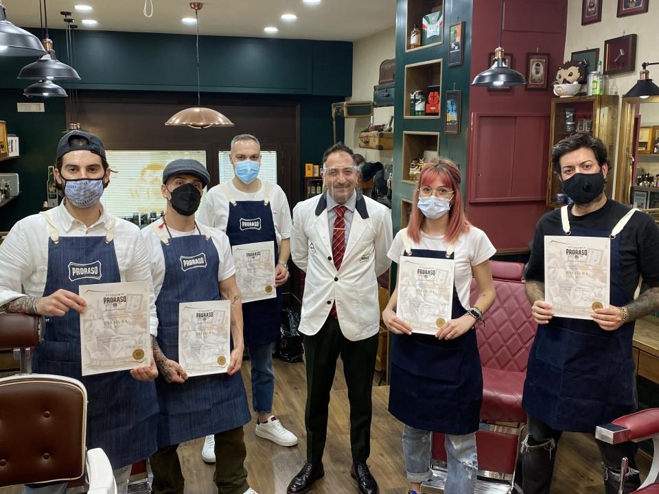 Beard Shaving / Adjustment Course - Proraso Academy