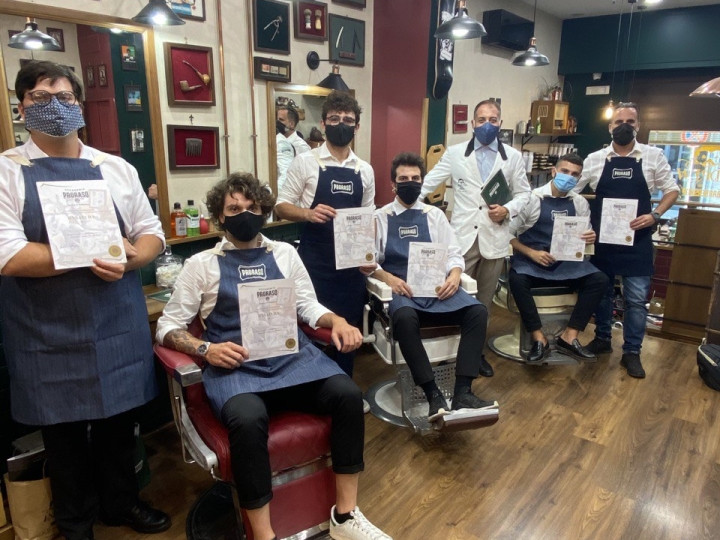 Beard Shaving / Adjustment Course - Proraso Academy