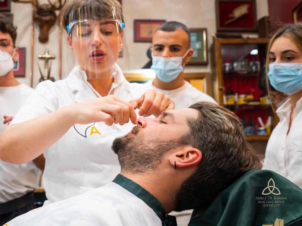 Corso Filo arabo - Andrew Barber Shop Academy