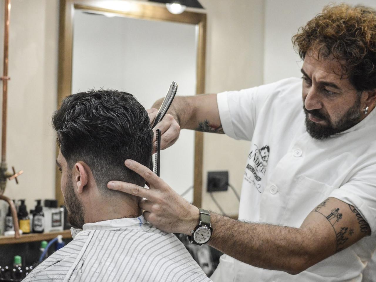 Barber Corsi | Corsi professionali per barbieri di successo
