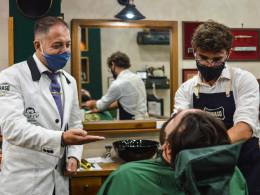 Corso di Rasatura/Regolazione barba - Accademia Proraso